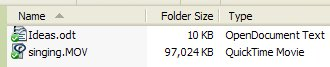 Synchronized Files